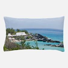 Bermuda. East Whale Bay beach at Fairm Pillow Case