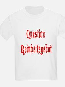 Question Reinheitsgebot T-Shirt