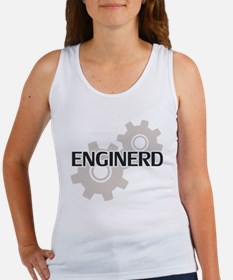 Enginerd Engineer Nerd Tank Top