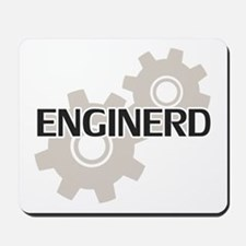 Enginerd Engineer Nerd Mousepad