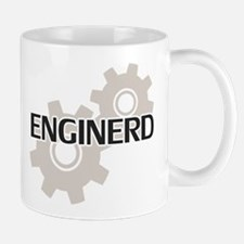 Enginerd Engineer Nerd Mugs