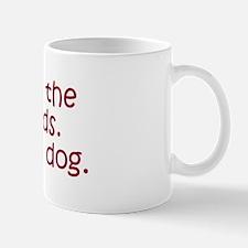 Pet a Dog Mug