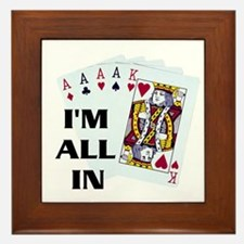 ALL IN Framed Tile