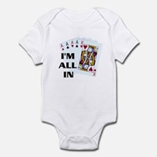ALL IN Infant Bodysuit