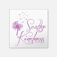 Scatter Kindness Sticker