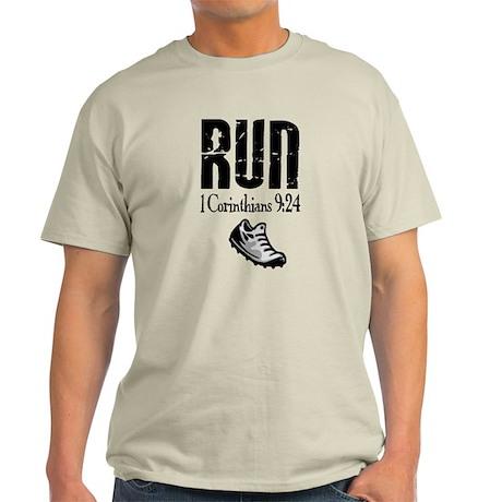 Run the Race verse Light T-Shirt