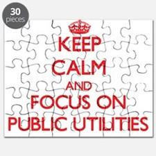 Cute The electric company Puzzle