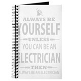 Electrician Journals & Spiral Notebooks