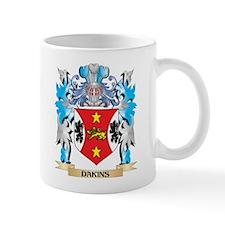 Dakins Coat of Arms - Family Crest Mugs