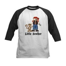 Pirate Little Brother Tee