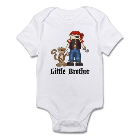 Pirate Little Brother Infant Bodysuit