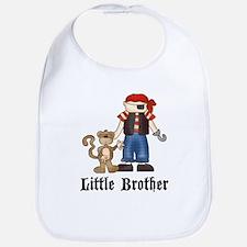 Pirate Little Brother Bib