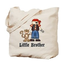 Pirate Little Brother Tote Bag