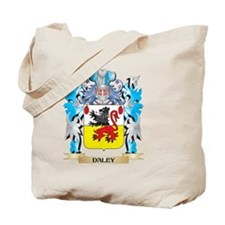 Daley Coat of Arms - Family Crest Tote Bag