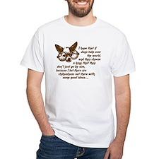 Chihuahua King Shirt