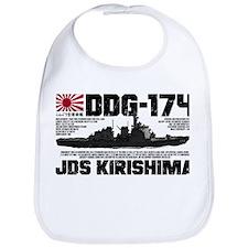 JDS Kirishima (DDG-174) Bib