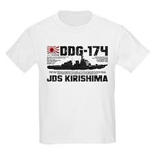 JDS Kirishima (DDG-174) T-Shirt