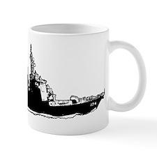 JDS Kirishima (DDG-174) Mugs