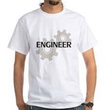 Engineer Clockwork Gears T-Shirt