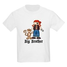 Pirate Big Brother T-Shirt