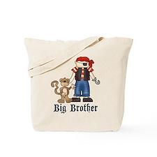 Pirate Big Brother Tote Bag