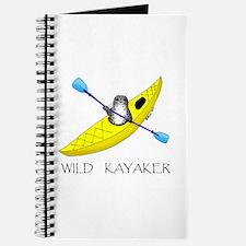 kayaking seal Journal