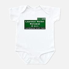 Laurence Harbor, Matawan NJ - Infant Bodysuit