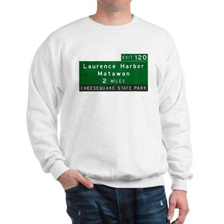 Laurence Harbor, Matawan NJ - Sweatshirt