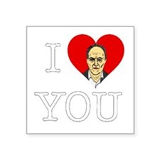 I Herzog You Sticker
