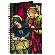 Nativity in Stained Glass Journal