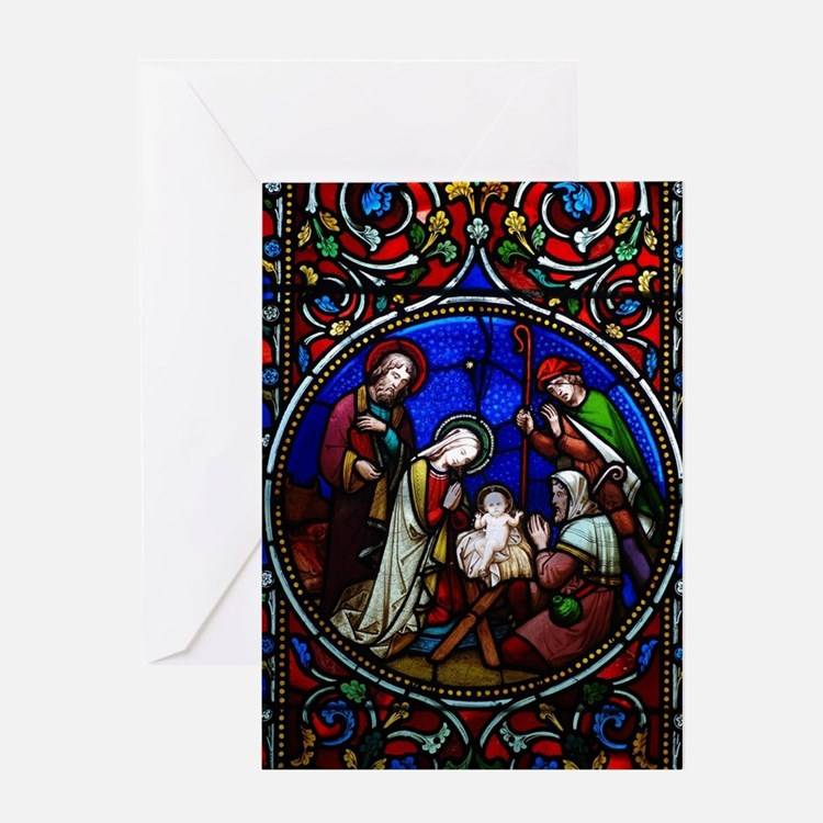 Catholic christmas greeting cards card ideas sayings