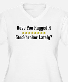 Hugged Stockbroker T-Shirt