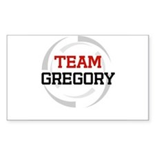 Gregory Rectangle Decal