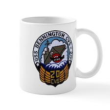 USS BENNINGTON Mug
