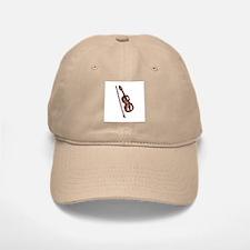 Violin/Fiddle Baseball Baseball Cap