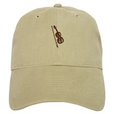 Violin/Fiddle Baseball Cap