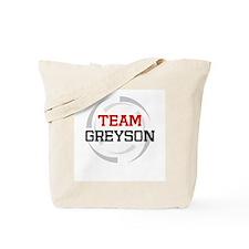 Greyson Tote Bag