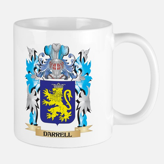 Darrell Coat of Arms - Family Crest Mugs