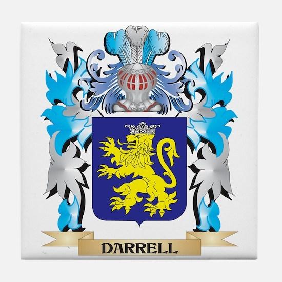 Funny Darrell Tile Coaster
