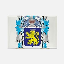 Darrell Coat of Arms - Family Crest Magnets