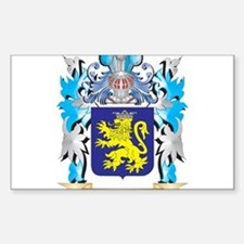 Darrell Coat of Arms - Family Crest Decal
