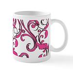 Pink Whimsy Mug