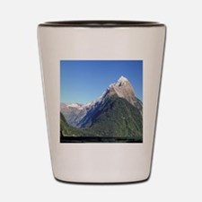 Mitre Peak & Milford Sound Shot Glass