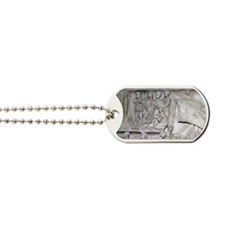 Jonah and the whale. 3rd cent. AD. Roman  Dog Tags