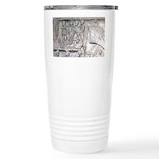 Jonah and the whale. 3r Travel Coffee Mug
