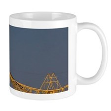 Lacre Point. Cones of crystallized salt Mug