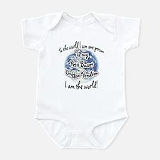 PBGV World2 Infant Bodysuit