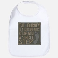 The Journey Bib