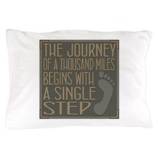 The Journey Pillow Case
