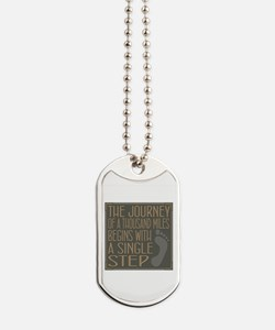 The Journey Dog Tags